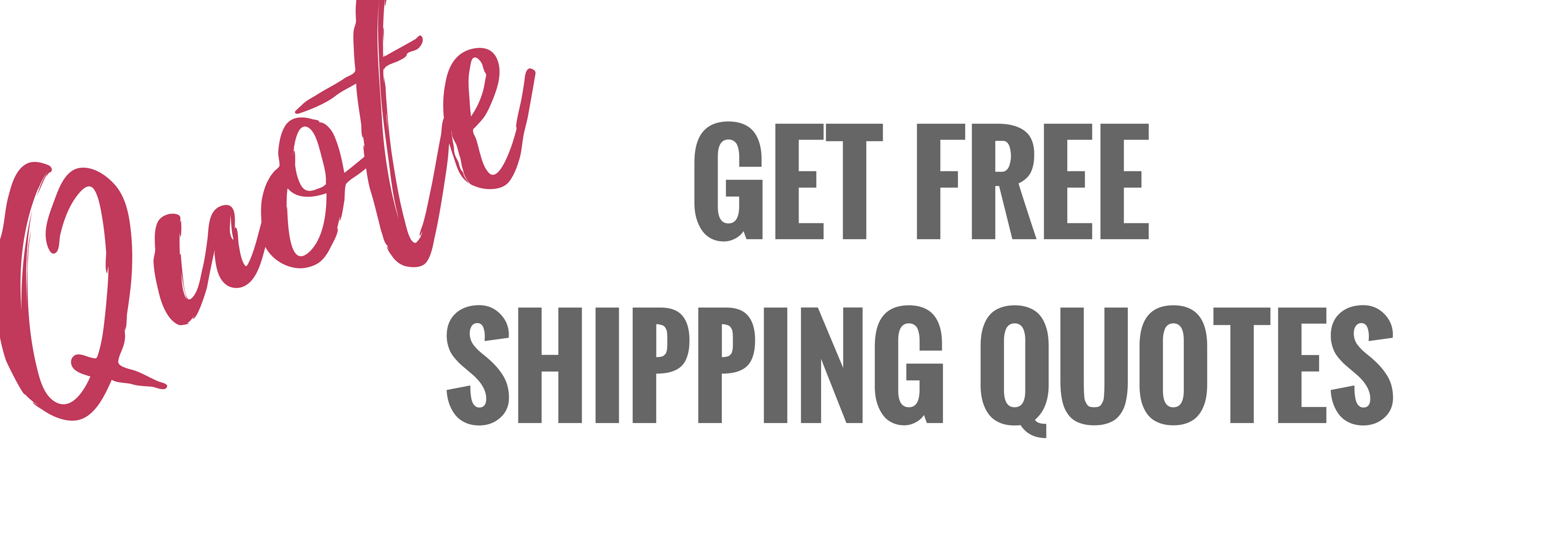 Ask for a Freight Shipping Quote
